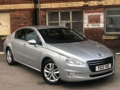 used Peugeot 508 1.6 HDI FAP ACTIVE