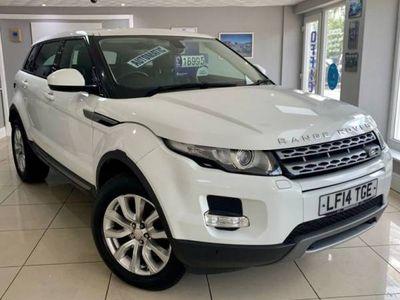 used Land Rover Range Rover evoque 2.2 SD4 PURE TECH AUTO