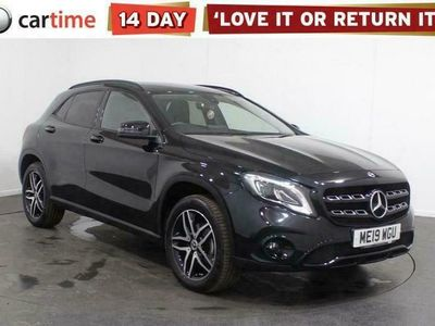 used Mercedes GLA180 Gla-Class 1.6URBAN EDITION 5d 121 BHP Your dream car can become a reality with cartime's fantastic finance deals.