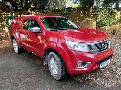 used Nissan King Navara 2.3 dCi AcentaCab Pickup 4WD EU5 4dr