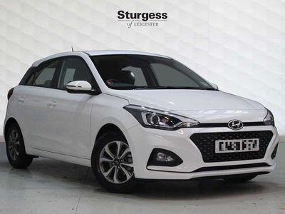 used Hyundai i20 1.2 Mpi Se 5Dr
