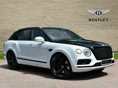 used Bentley Bentayga W12 AUTO 6.0 5dr