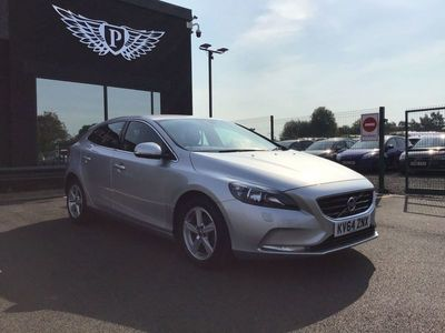 used Volvo V40 DIESEL MANUAL HATCHBACK 5 DOORS