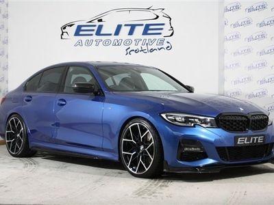 "used BMW 330 3 SERIES 3.0 D M SPORT 4d AUTO 261 BHP EIBACHS+20"" ALLOYS+CARBON PACK!"