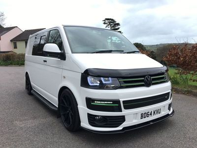 used VW Transporter 2.0 TDI T30 Highline Kombi 4dr (SWB)