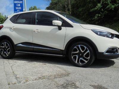 used Renault Captur 4x4 0.9 TCE (90bhp) Dynamique S MediaNav 5d