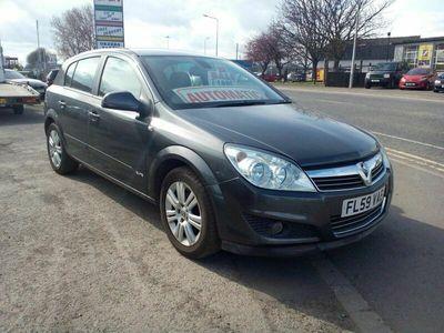 used Vauxhall Astra 1.8i VVT Elite 5dr Auto