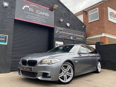 used BMW 535 5 Series 3.0 i M Sport Touring 5dr