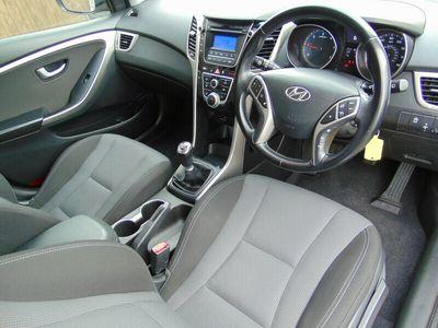 used Hyundai i30 1.6 CRDi Blue Drive SE 5dr