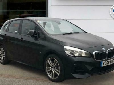 used BMW 225 Active Tourer 2 Series Active Tourer 1.5 xe 7.6kWh M Sport Auto 4WD (s/s) 5dr