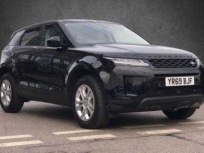 used Land Rover Range Rover evoque 2.0 D180 S 5dr Auto diesel hatchback