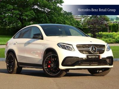 used Mercedes GLE63 AMG GLE CoupeS 4Matic Night Edition 5Dr 7G-Tronic