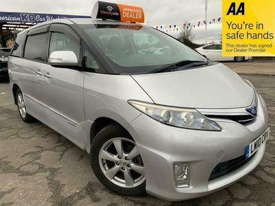 used Toyota Estima Hybrid 2.4 Hybrid 8 Seats MPV 4WD BIMTA Mileage 5-Door