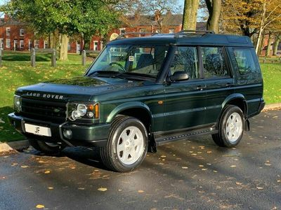 used Land Rover Discovery 2.5 TD5 S 5dr (7 Seats)