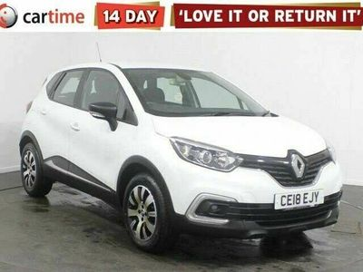 used Renault Captur EXPRESSION + TCE Your dream car can become a reality with cartime's fantastic finance deals.