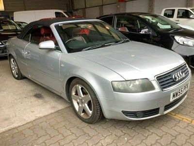 used Audi A4 Cabriolet Cabriolet 1.8 T Sport CVT 2dr