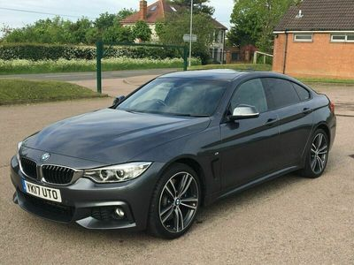 used BMW 430 Gran Coupé 4 Series Gran Coupe 3.0 d M Sport Sport Auto xDrive (s/s) 5dr