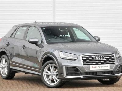 used Audi Q2 S Line 35 Tfsi 150 Ps 6-Speed 1.5 5dr