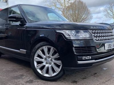 used Land Rover Range Rover 3.0 TDV6 Vogue 4dr Auto