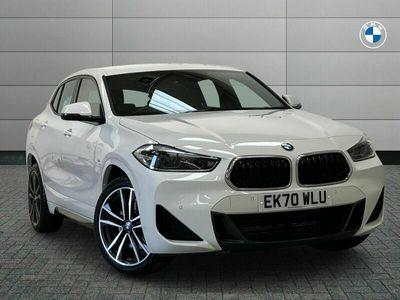 used BMW X2 X2 SeriesxDrive20i M Sport 2.0 5dr