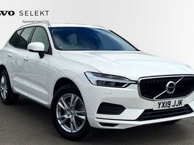 used Volvo XC60 2.0 D4 Momentum 5dr AWD Geartronic