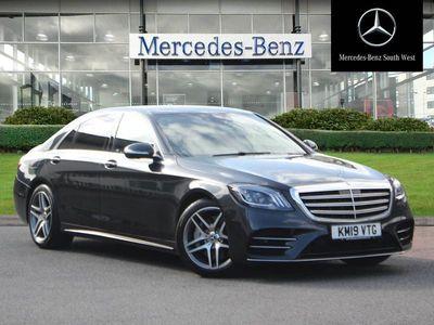 used Mercedes S400 S-ClassL Amg Line Executive/Prem Plus 4Dr 9G-Tronic