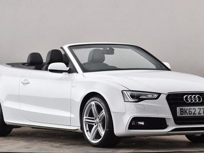 used Audi A5 1.8T FSI S Line 2dr White Manual Petrol
