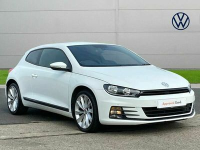 used VW Scirocco COUPE
