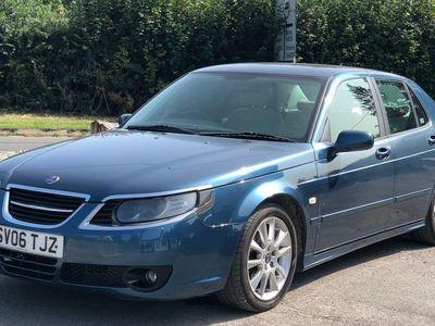 used Saab 9-5 1.9 TiD Vector Sport 4dr