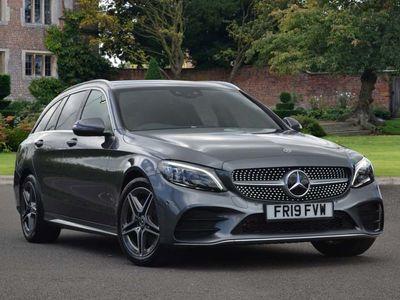 used Mercedes C200 C ClassAMG Line Premium 5dr 9G-Tronic Estate 2019