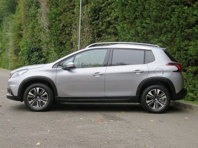 used Peugeot 2008 1.2 PureTech Allure Premium 5dr estate