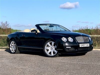 used Bentley Continental GTC - WAS £31,995 -, 2007 ( )