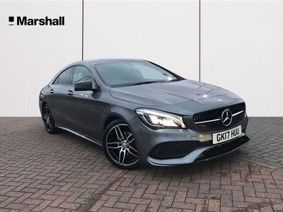 used Mercedes CLA200 ClaAMG Line 4dr Tip Auto