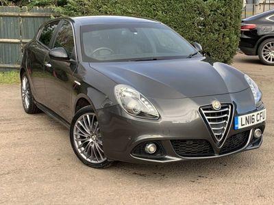 used Alfa Romeo Giulietta 1.4 TB MultiAir Collezione 5dr [Nav]