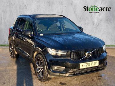 used Volvo XC40 T3 R-DESIGN 1.5 T3 R-Design SUV 5dr Petrol Auto (s/s) (163 ps)
