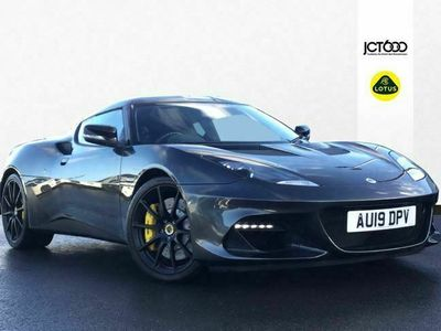 used Lotus Evora GT SPORT coupe