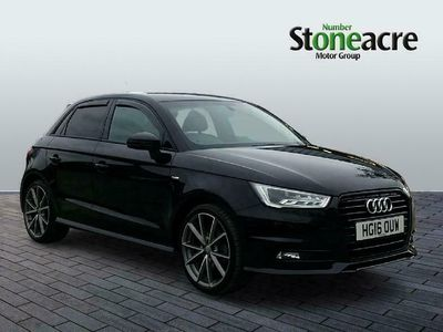 used Audi A1 1.4 TFSI 150 Black Edition 5dr S Tronic
