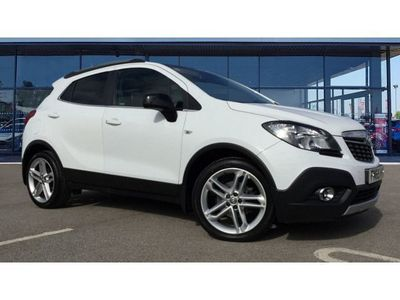 used Vauxhall Mokka 2016 Derby 1.6 CDTi Limited Edition 5dr Diesel Hatchback