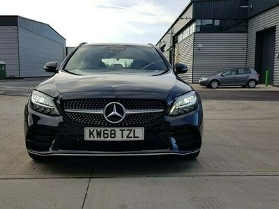 used Mercedes C200 C Class 1.5EQ Boost AMG Line G-Tronic+ (s/s) 5dr
