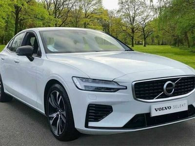 used Volvo S60 Saloon 2.0 T8 Hybrid R DESIGN Plus 4dr AWD Auto