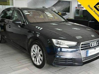 used Audi A4 2.0 AVANT TFSI SE 5d 188 BHP PETROL FULL BLACK LEATHER SAT NAV