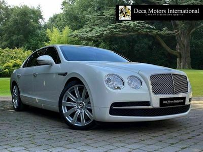 used Bentley Flying Spur 6.0 W12 Saloon 4dr Petrol Auto 4WD (EU5) (625 ps)