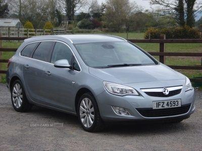 used Vauxhall Astra 1.6 i VVT 16v SE 5dr