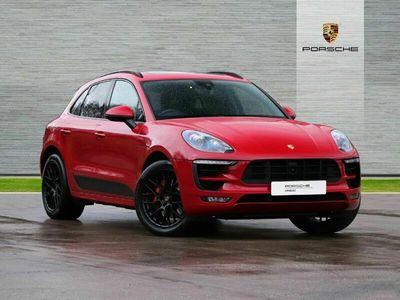 used Porsche Macan GTS
