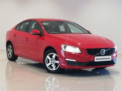 used Volvo S60 D3 [150] Business Edition 4dr Geartronic