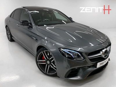 used Mercedes S63 AMG E CLASS 213/238 AMG E4MATIC PREMIUM 2017