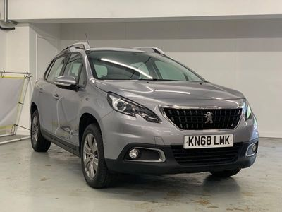 used Peugeot 2008 1.2 PureTech Active 5dr [Start Stop]