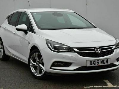 used Vauxhall Astra 2.0 CDTi 16V ecoFLEX SRi [165] 5dr Hatchback