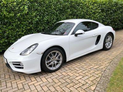 used Porsche Cayman 2.7 981 (s/s) 2dr