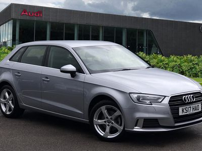 used Audi A3 Sportback Sport 1.4 TFSI cylinder on demand 150 PS 6-speed